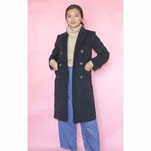 vtg urban tailored wool coat